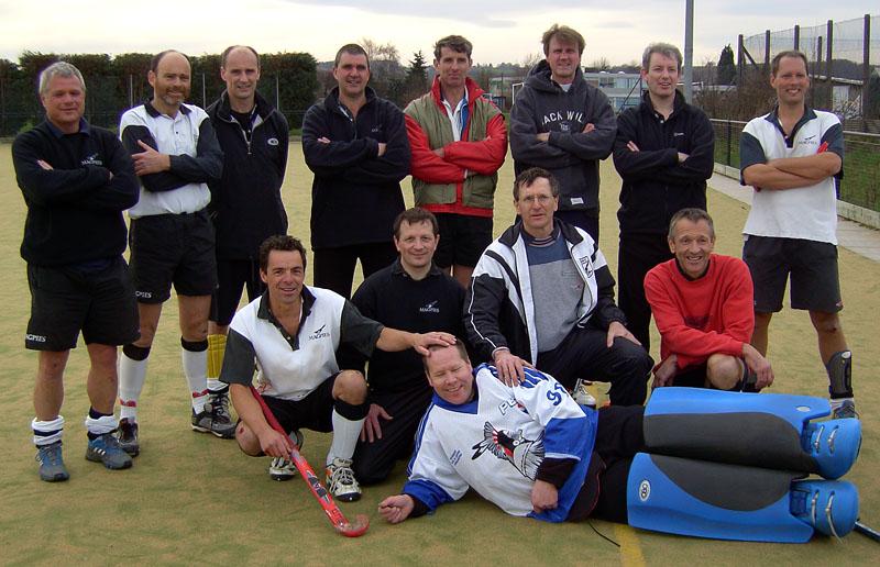 magpies vets 2007