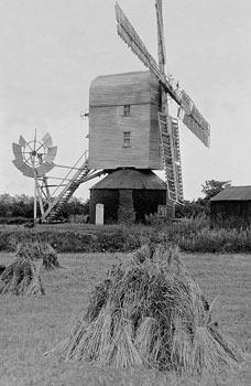 Loddon postmill c.1925