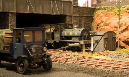 Model railway norfolk broads