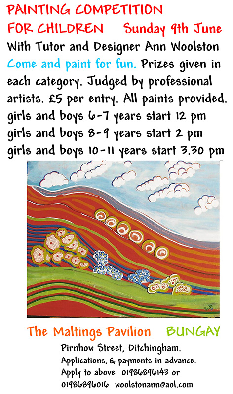 Painting-Competition-fund-raiser