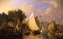 Thorpe-Water-Frolic-Afternoon-Joseph-Stannard-1824-560x350