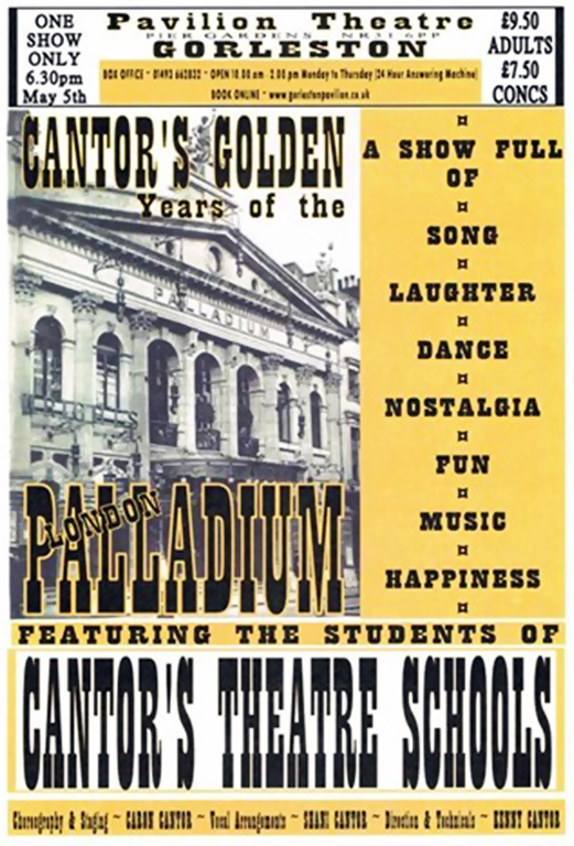 cantors-poster
