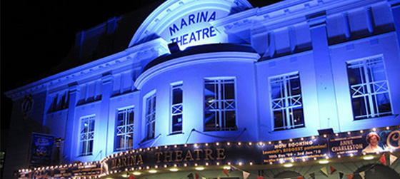 marina theatre lowestoft