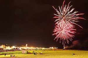 great yarmouth fireworks