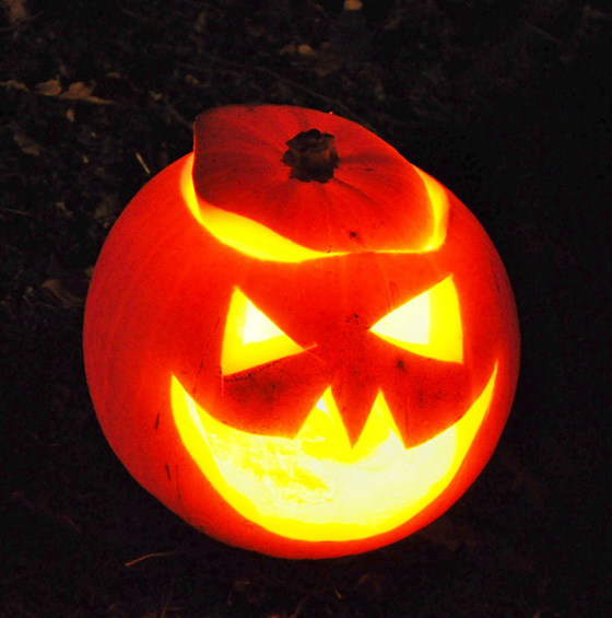 Fairhaven Gardens Halloween Haunted Trail: Friday, October 31 2014