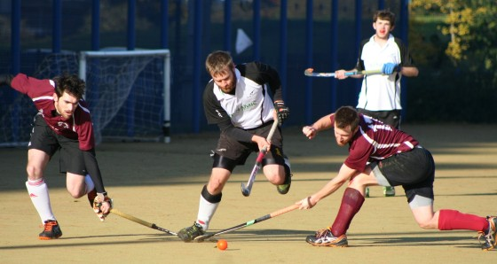 Action from Wapping 2 Mens 1sts 5 on Saturday 23 November 2013-2