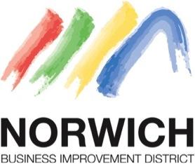 Norwich BID goes Banksy