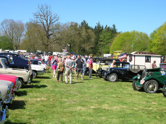 Classic Vehicle Rally
