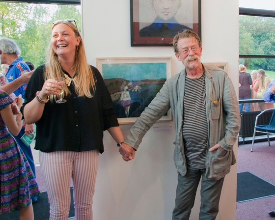 Sir John Hurt Art Prize