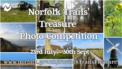 Norfolk Trails treasure photo competition