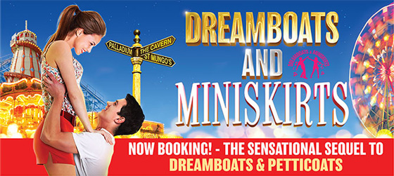 dreamboats and miniskirts lowestoft