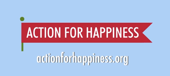 Action for Happiness at Suffolk Libraries
