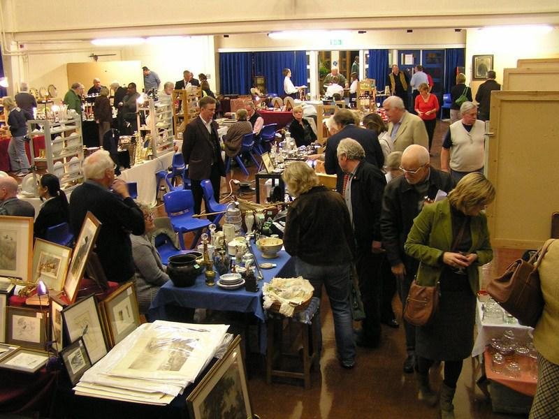 Aylsham Antiques Fair