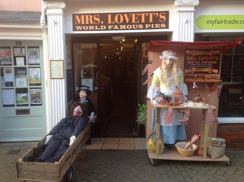 Halesworth Scarecrow Hunt