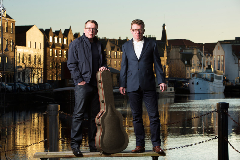 The Proclaimers Lowestoft Marina Theatre