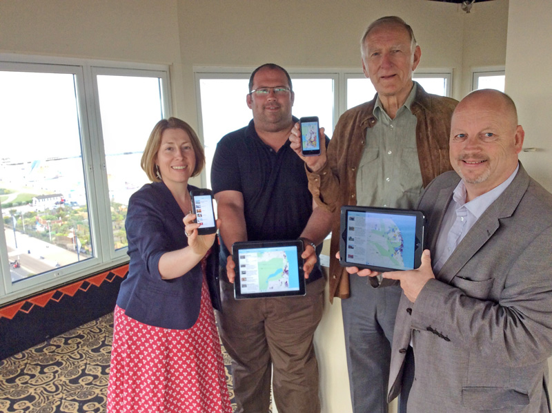 Greater Yarmouth tourism app