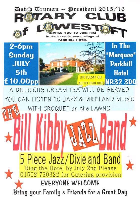 Lowestoft Jazz Event