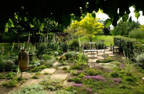 MANOR HOUSE FARM Garden