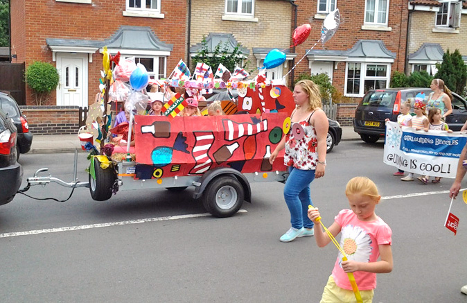 Beccles Carnival