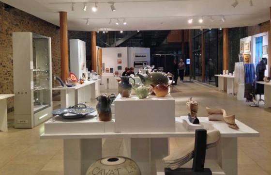 inspired exhibition