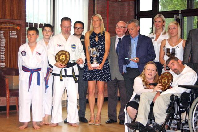 Active Waveney Sports Awards 2015