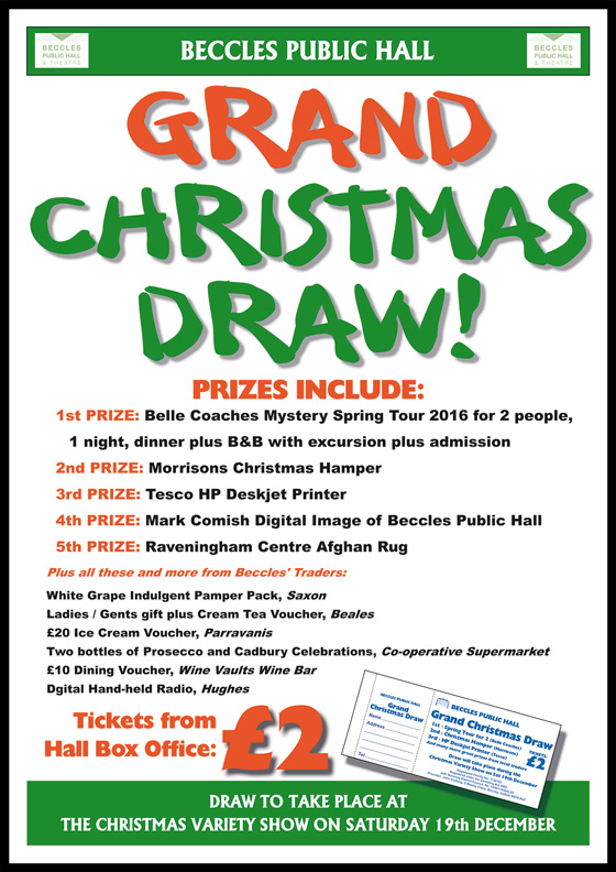 Grand Christmas Draw