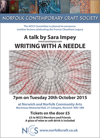 NCCS talk by Sara Impey