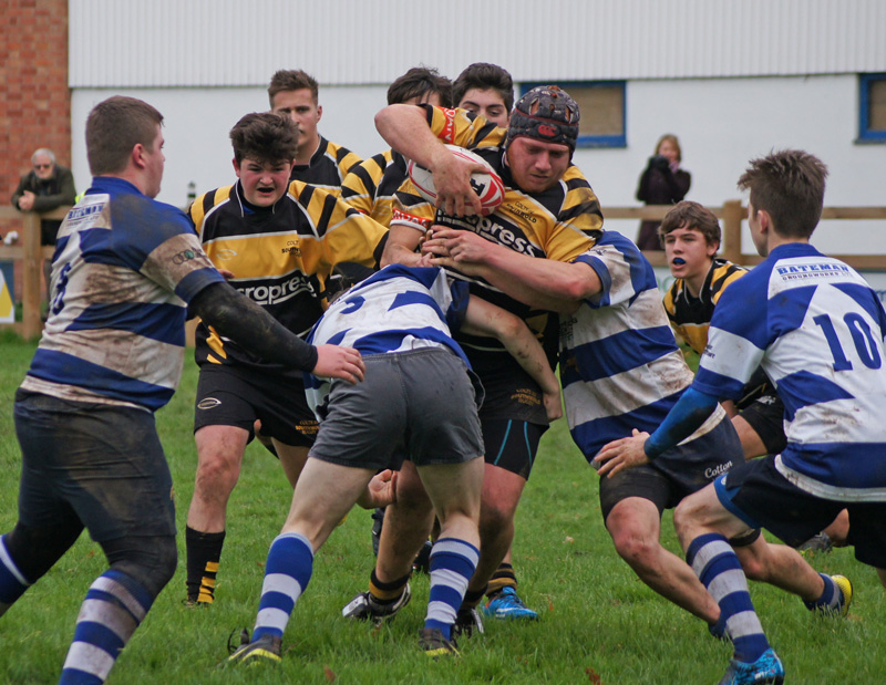 Southwold Rugby Reports