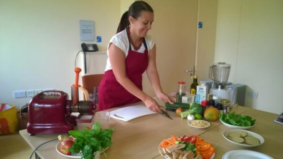 Norfolk's Big C serves up top cancer fighting foods