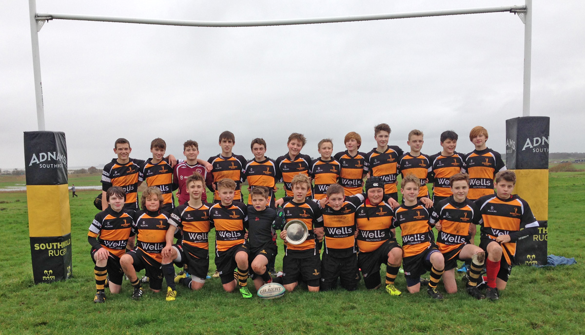 Southwold Rugby News: SUFFOLK PLATE FINAL