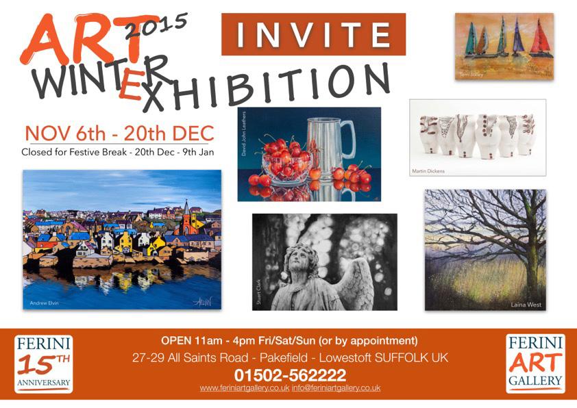 Winter Art Exhibition