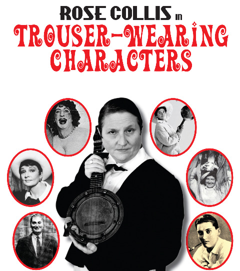 Trouser Wearing Characters
