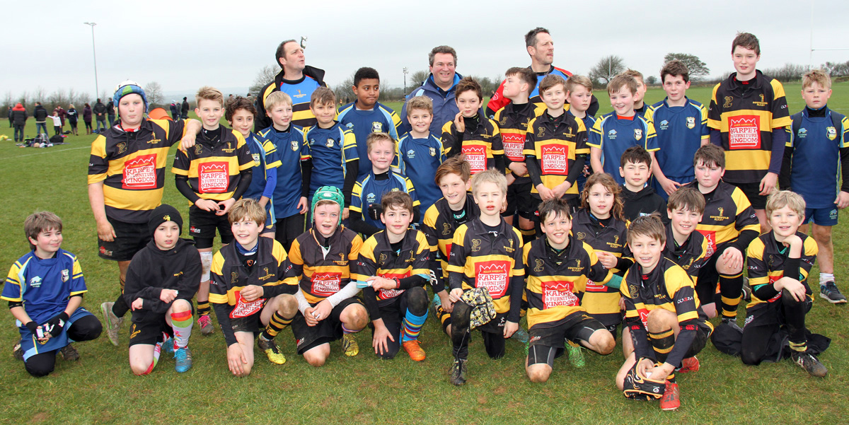 Southwold Rugby U11s