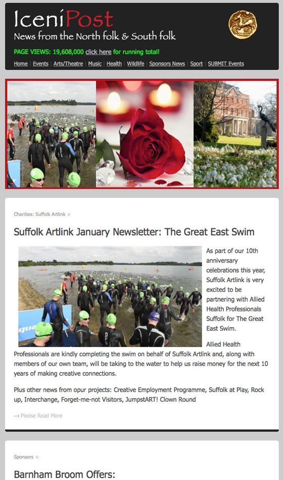 Suffolk News