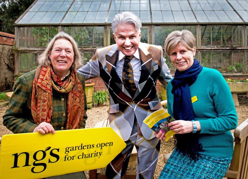 Launch of 2016 NGS Norfolk Booklet
