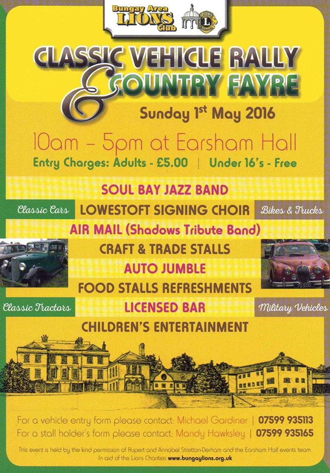 Country Fayre Earsham
