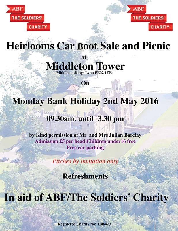 Heirlooms Car Boot Sale