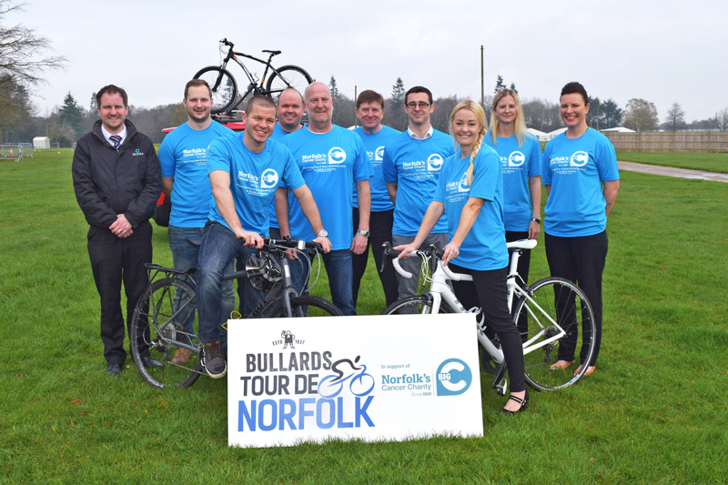 Bullards Tour de Norfolk