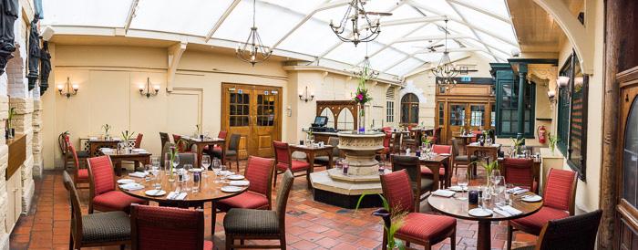 oldest hotel in Britain