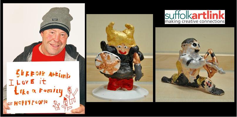 Suffolk Artlink Charity Fund Raising Events