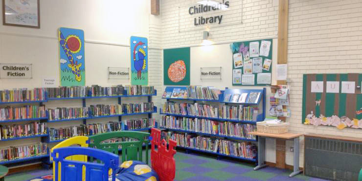Beccles Library Community Trust