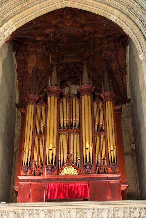 Organ Recital Season
