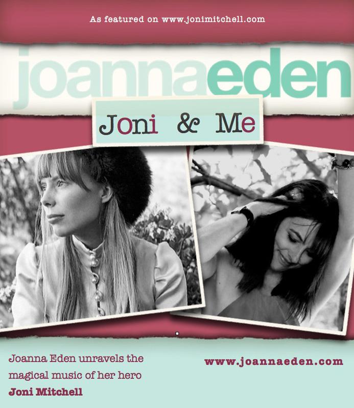 Joanna Eden joni and me
