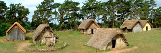 Suffolk Skald at West Stow Anglo Saxon Village