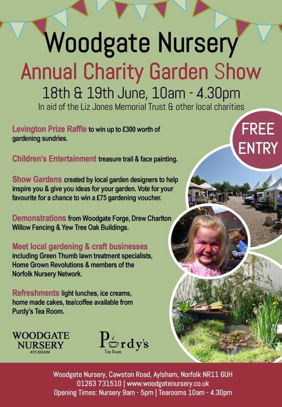 Charity Garden Show