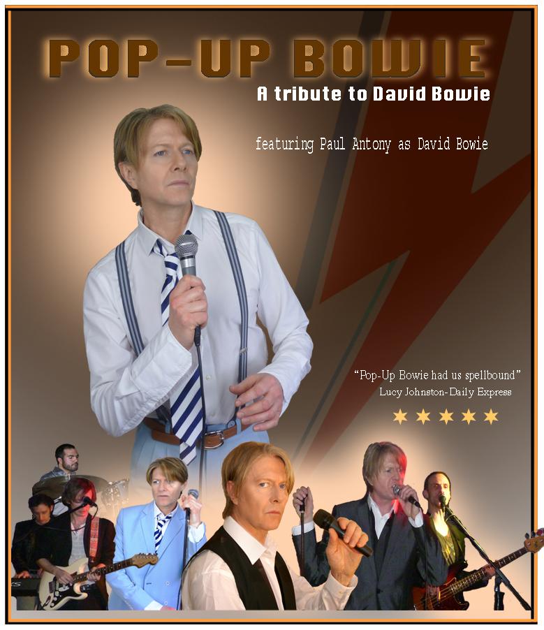 Bowie Tribute Ac