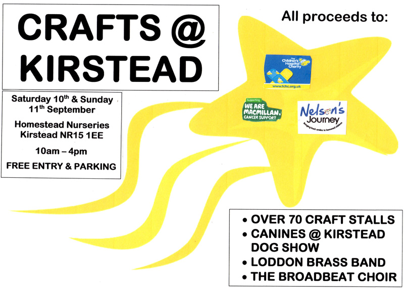 Crafts @ Kirstead