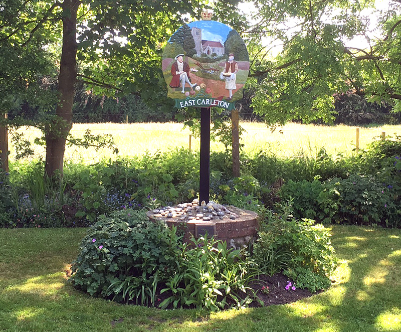 East Carleton Open Gardens