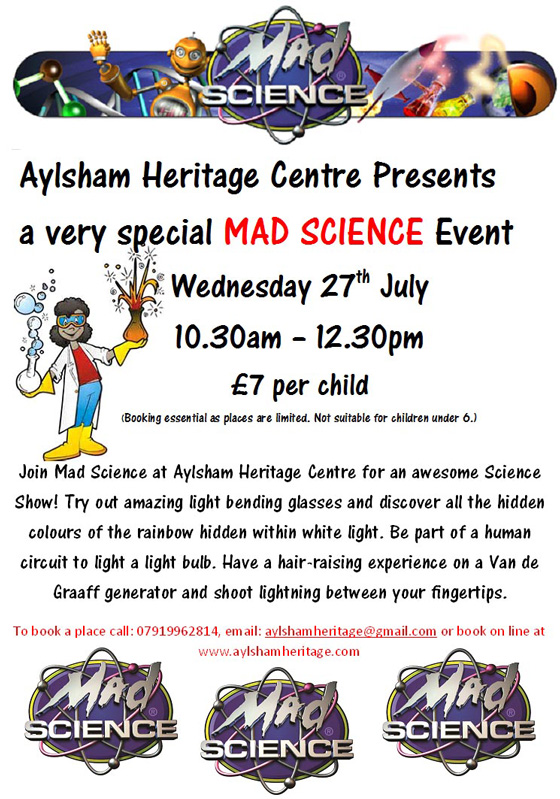 MAD SCIENCE Event