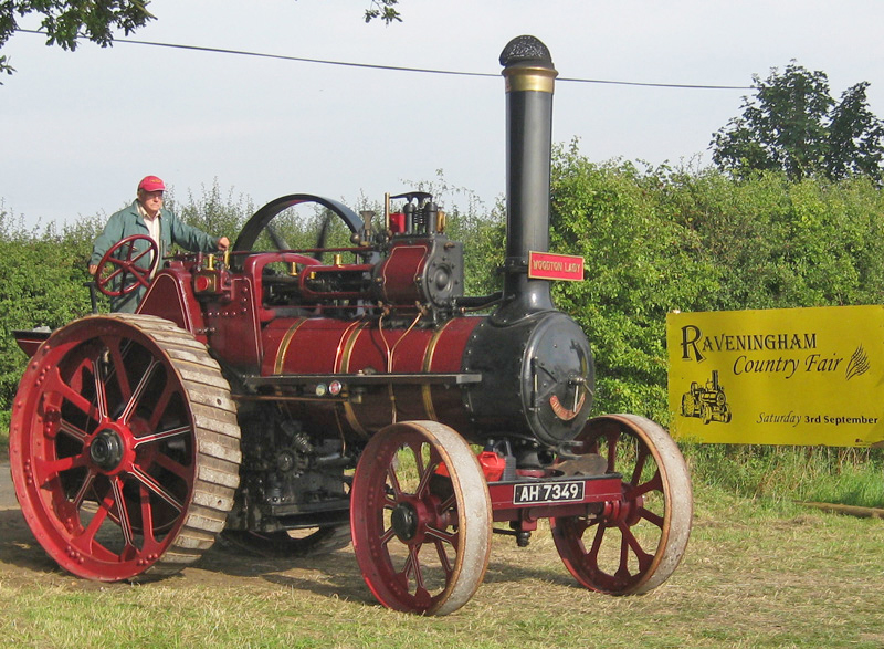 Raveningham Country Fair 2016